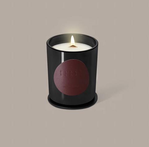 Black Blaze Dépaysements Scented Candle