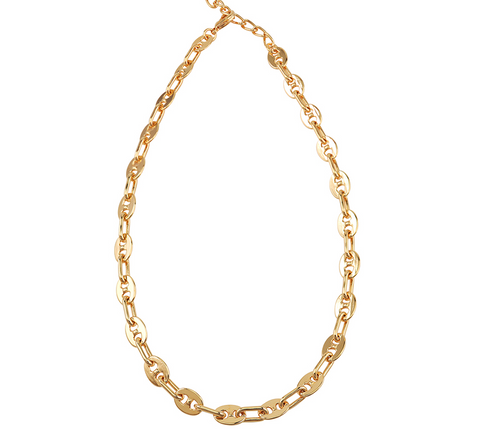 Jolie & Deen Sylvia Necklace GOLD