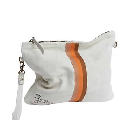 Pony Rider Earth Walker Pouch - Natural