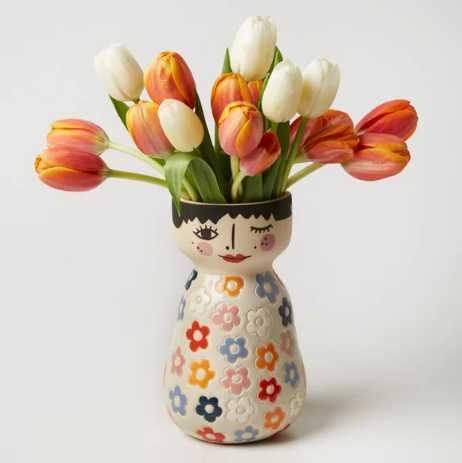 Billie Face Vase
