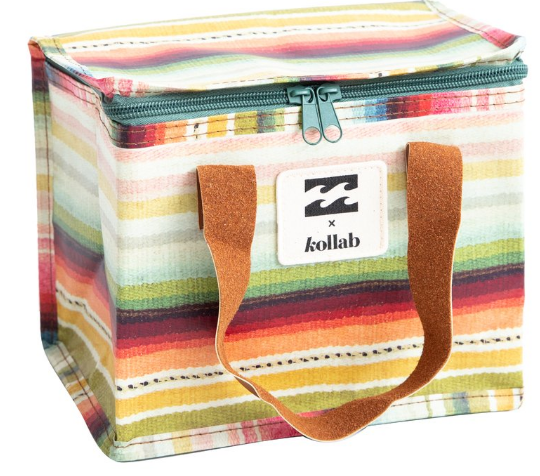 Billabong x Kollab Del Sur Lunch Box