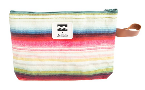 Billabong x Kollab Del Sur Clutch