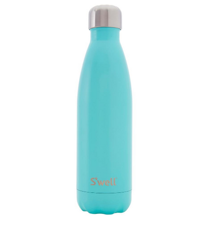 Swell Drink Bottle Turquoise Blue
