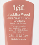 Leif Buddha Wood Hand Balm 75ml