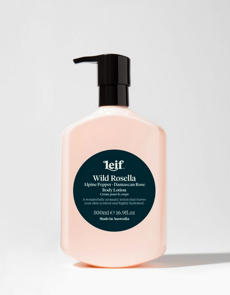 Leif Wild Rosella Body Lotion 500ml