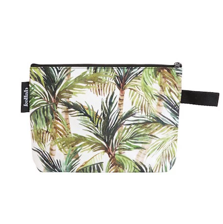 Kollab Clutch Green Palm
