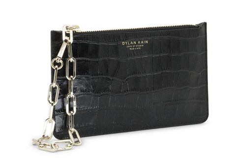 Dylan Kain The Hayley Purse Light Gold