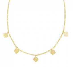 Jolie & Deen Marisa Necklace - GOLD