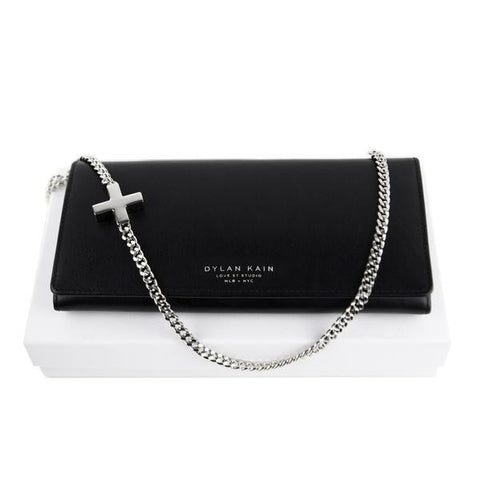 Dylan Kain The Whitney Wallet Silver