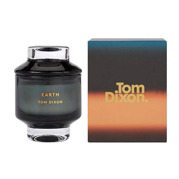 Tom Dixon Elements Candle Medium EARTH