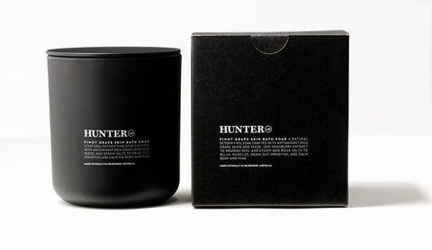 Hunter Lab Pinot Grape Skin Bath Soak