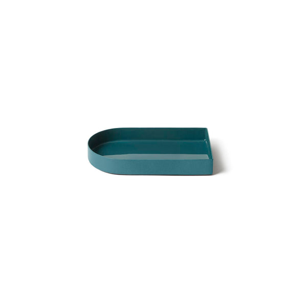 Lightly Arc Tray Small - Teal