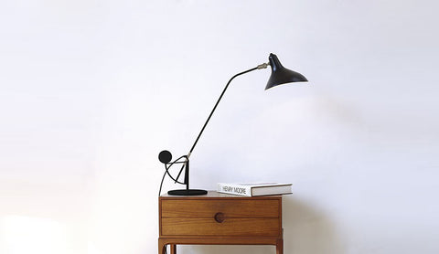 Mantis Table Lamp - Black
