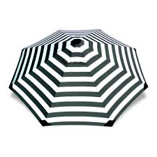 Basil Bangs Umbrella 2.8m Go Large CHAPLIN STRIPE