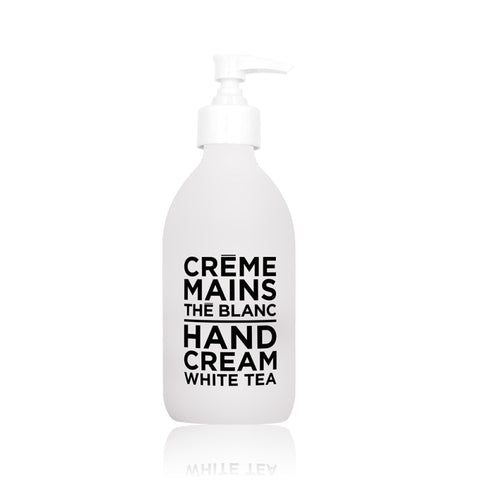 Compagnie De Provence Hand Cream - White Tea 300ml