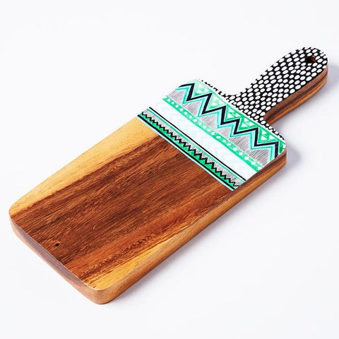Gili Chopping Board - GREEN