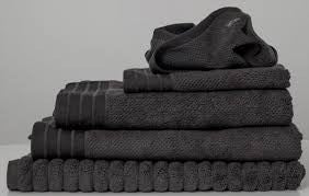 Bemboka Bath Mat Charcoal