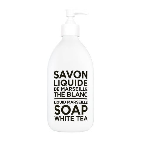 Compagnie De Provence Liquid Soap - White Tea 300ml