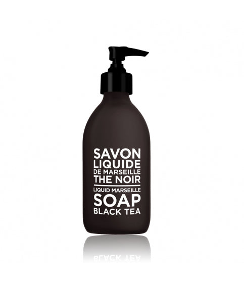 Compagnie De Provence Liquid Soap - Black Tea 300ml