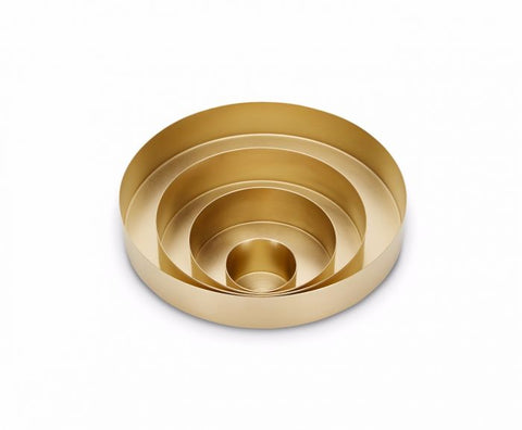 Tom Dixon Orbit Trays Small Brass