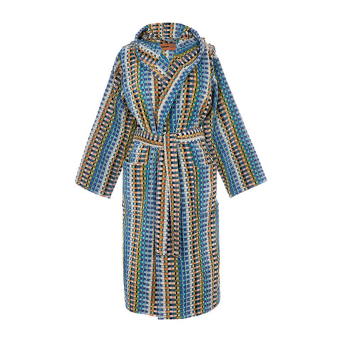 Missoni Robe Walbert #170 Hooded Bathrobe