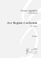 Ave Regina Coelorum, for choir