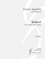 ´Zekiel, for viola and piano