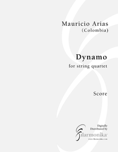Dynamo, for string quartet