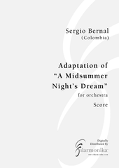 "Adaptation of A ""Midsummer Night's Dream"", for orchestra"