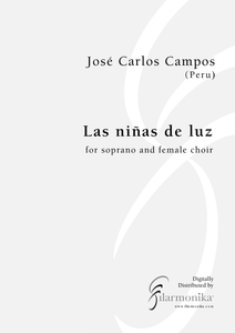 Las niñas de luz, for soprano and female choir