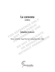 La caravana, for orchestra
