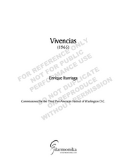 Vivecnias, for orchestra