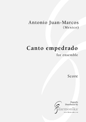 Canto empedrado, for ensemble