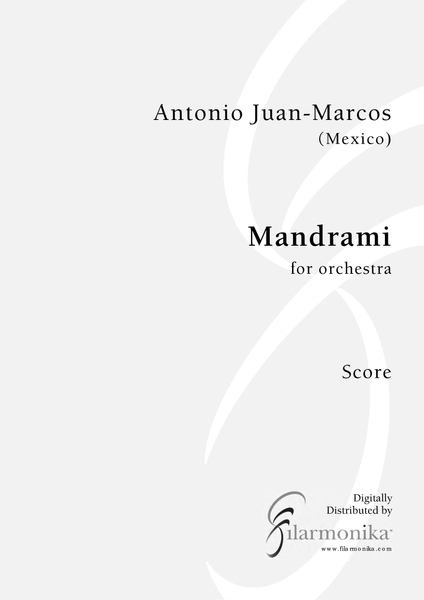 Madrami, for orchestra