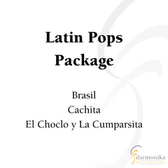Latin Pops Package 2020