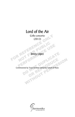 Lord of the Air, concerto for cello and orchestra