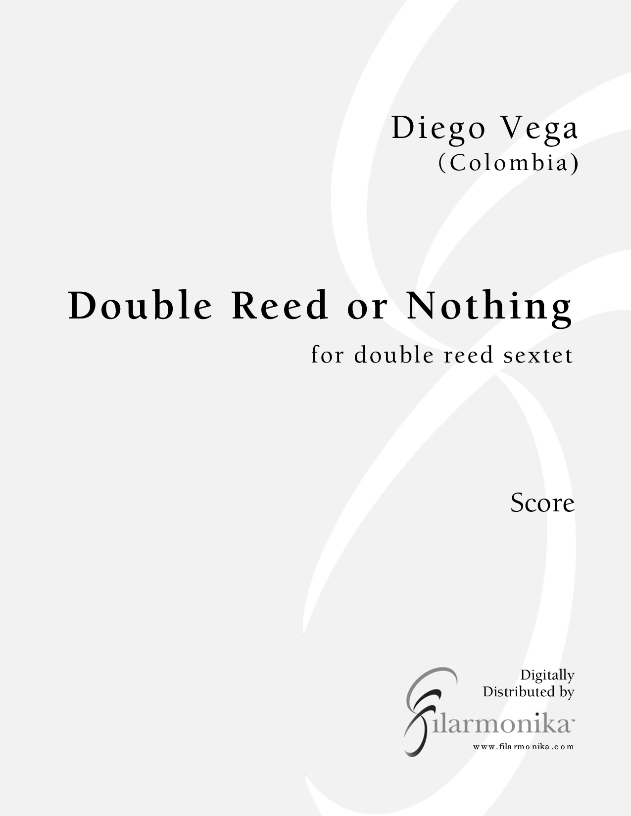 Double Reed or Nothing, for double reed sextet