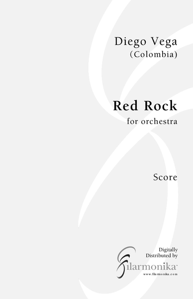 Red Rock, for orchestra
