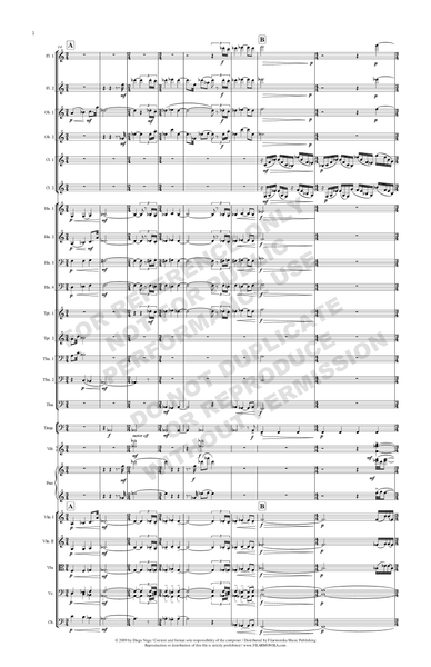 Symphonic Poems, for orchestra