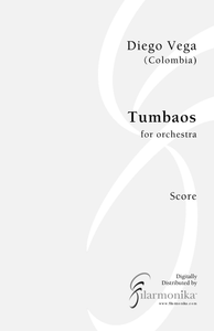 Tumbaos, for orchestra