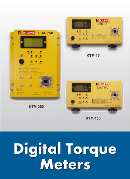 Digital Torque Meters