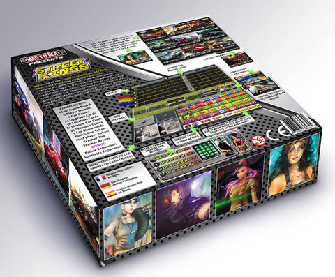 Street Kings Board Game
