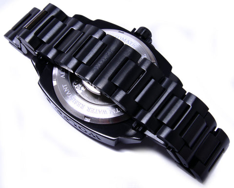 Diamond Like Coated Watch by WOLFE WATCHES V3