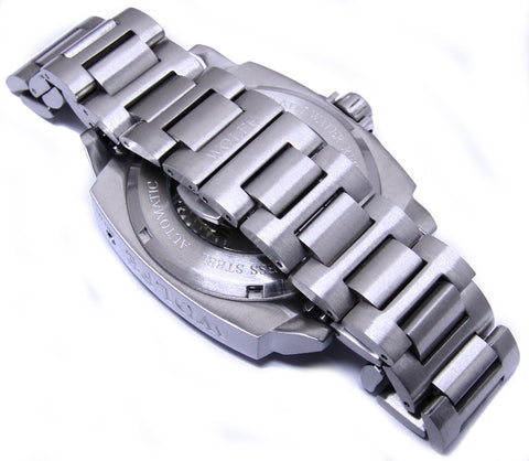 Heavy Duty Solid Stainless Auto by WOLFE WATCHES