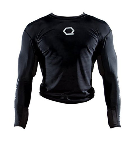 Hydration Shirt System- Long Sleeve Black