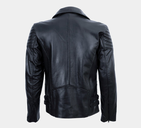 NALTAR -  BLACK DOUBLE RIDER JACKET