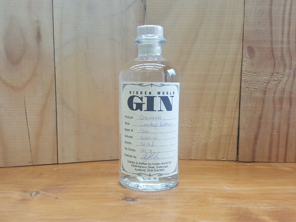 GIN IPA (Hopped Gin) 500ml 51.50% - Limited Edition - Craftginconz