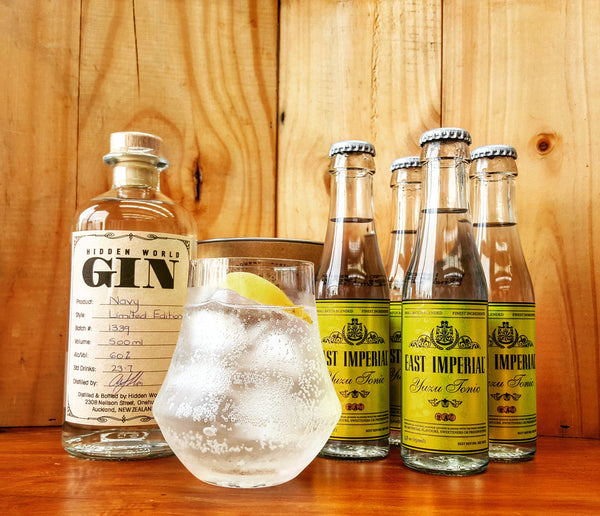 The Ultimate Gin Glass Pack - GinZealand