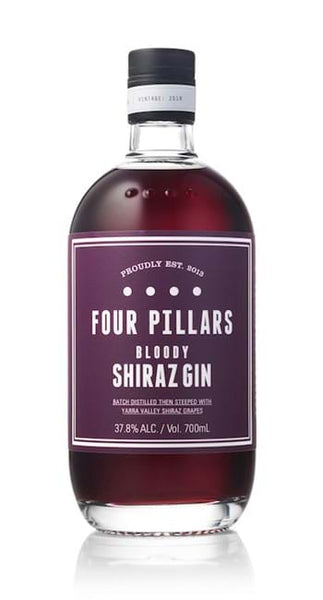 Four Pillars - 2018 Bloody Shiraz Gin - Craftginconz