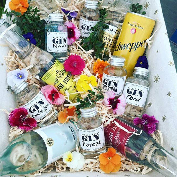 Gin and Tonic Tasting Pack - Craftginconz
